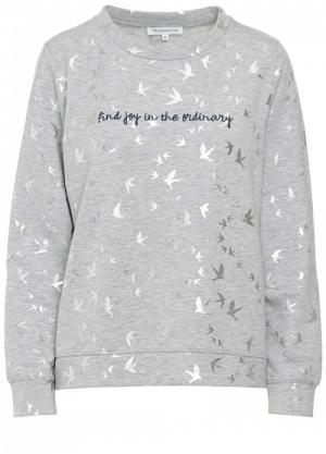 121010 11 [Jumper L-S Knitwear 007041 Light Gr