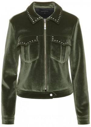 1205 10 [Jacket] 006200 Olive