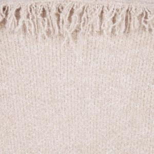 cardigan fringes sand