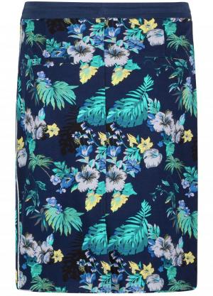 121035 17 [Skirt Knitwear] 009995 Print Bl