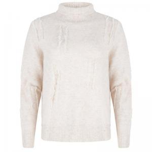 Sweater fringes logo