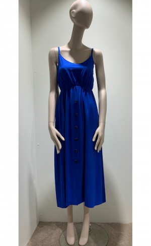Dress royal blue logo