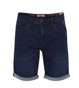 Shorts jog denim middle logo