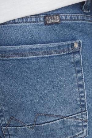 Jeans multiflex NOOS logo