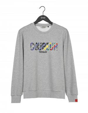 Sweat coureur logo