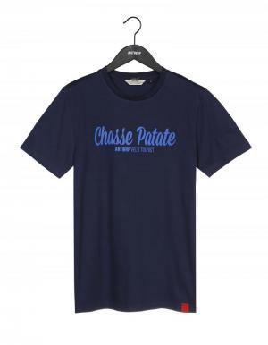 T-shirt chasse patate logo