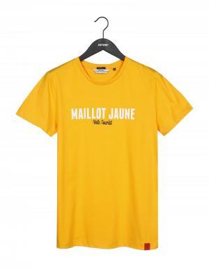 T-shirt Mallot Jauna logo