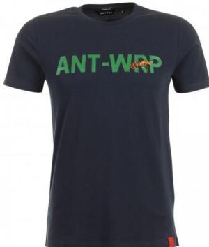 T-shirt Ant-werp logo