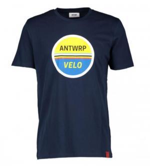T-shirt met logo velo logo