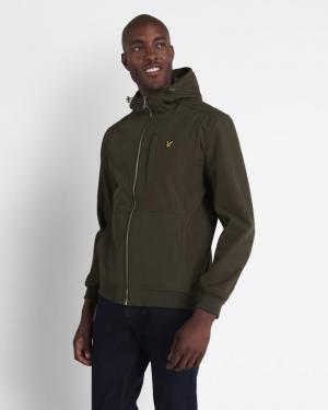 Jacket trek green Trek green