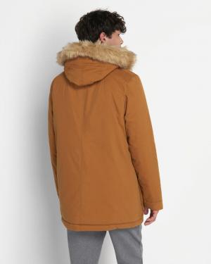 Jacket caramel caramel