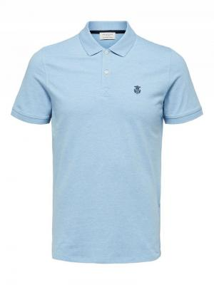 Haro polo embroidery NOOS logo
