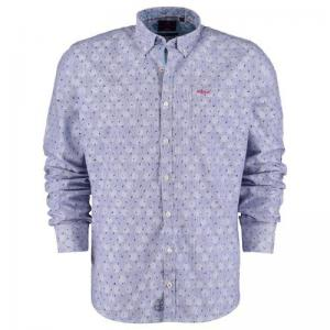 Shirt Long Sleeve New Navy