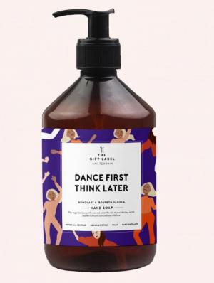 Dancefirstthinkhandzeep logo
