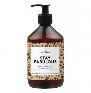 Stay Fabulous logo