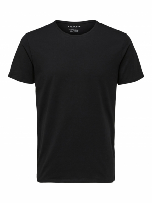 SLHNEWPIMA 3 Pack Zwart