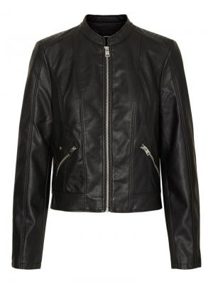 Khloe Favo coated jacket NOOS logo