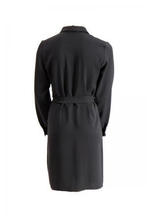 Zwart kleed noir