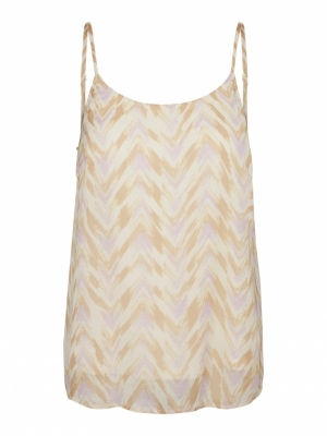Kathrine singlet top birch