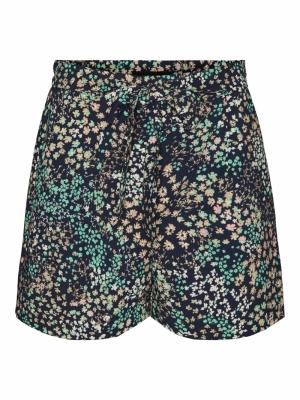 Hannah shorts  logo