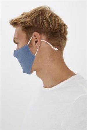 Fashion Mask Blauw