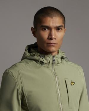 Softshell Jacket W321 Moss