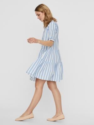 Delta dress NOOS blue