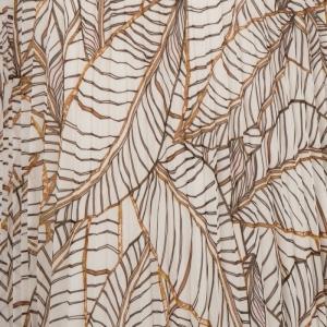 Skirt plisse terra tropicana logo