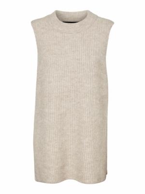 filene long o-neck vest logo