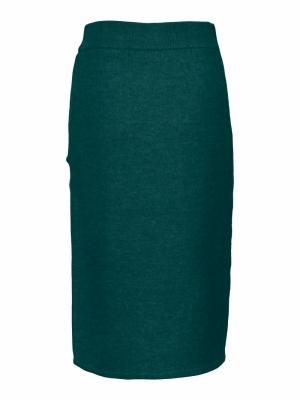 natine spilt skirt logo