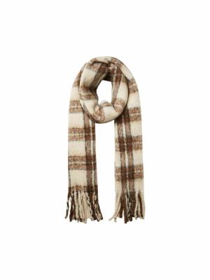 ava scarf  logo