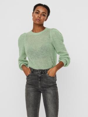 radella o-neck blouse sprucestone