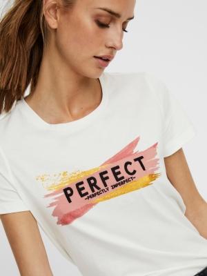 Camilla Francis T-shirt wit