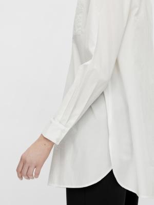 Calia long tunika. white