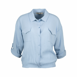 Gand blouse light blue