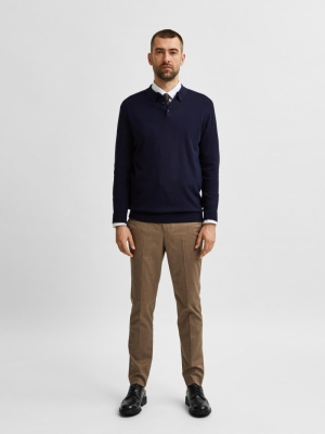Berg knit NOOS Navy Blazer