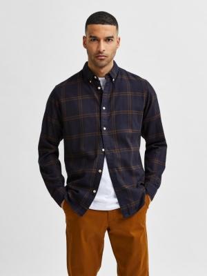 Flannel Shirt NOOS logo