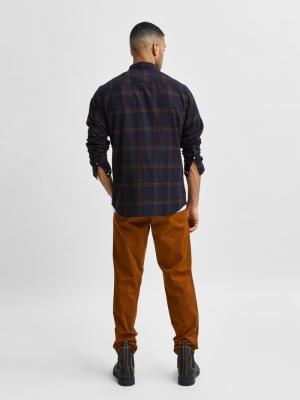 Flannel Shirt NOOS Monks Robe
