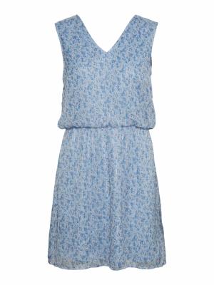Miranda short dress logo
