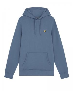 Pullover hoodie Slate blue