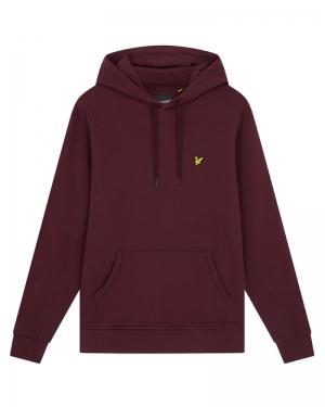 Pullover hoodie logo