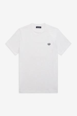 Ringer t-shirt logo