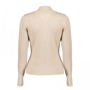 Knitted top sand