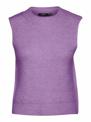 olina o-neck vest logo