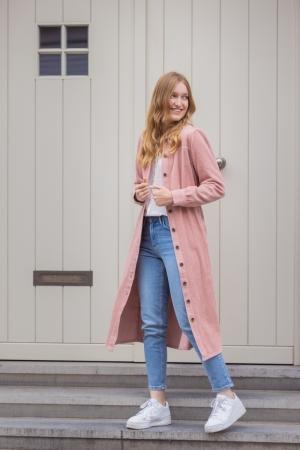 zeo girlfriend jeans light blue deni