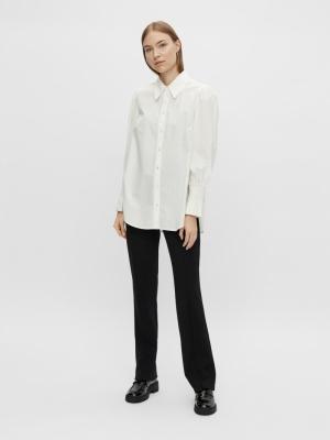 lai shirt  star white