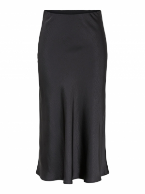 pastella hw midi skirt black