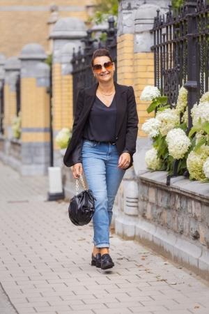 Oceane blouse zwart