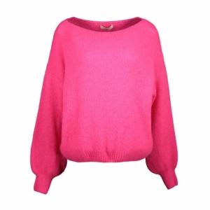 Eden knit fuchsia