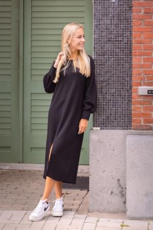 Aisha dress Zwart